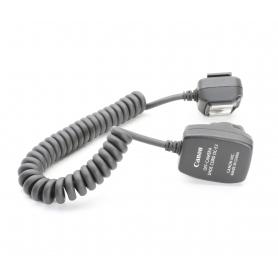 Canon Externes TTL-Blitzkabel OC-E3 (221164)