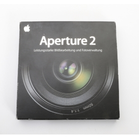 Apple Aperture 2 Fotobearbeitungssoftware Apple Mac Pro Software Mac OS X (221166)