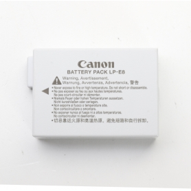 Canon NI-MH Akku LP-E8 (221191)