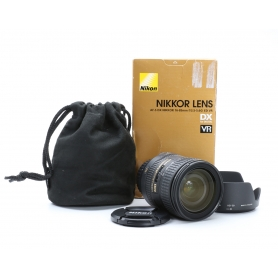 Nikon AF-S 3,5-5,6/16-85 G ED VR DX (221205)
