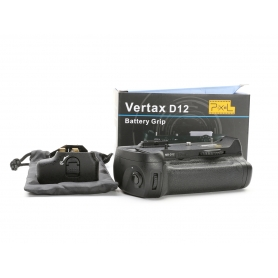 Vertax Battery Grip für Nikon D800 wie MB-D12 Batteriegriff (221216)