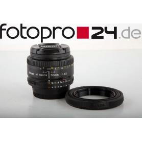 Nikon AF 1,8/50 D (203489)