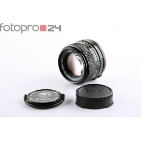 Canon FD 1,4/50 (206679)