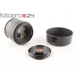 Sony AF 1,4/50 (208609)