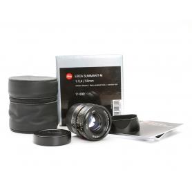 Leica Summarit-M 2,4/50 6 Bit Codiert (221218)