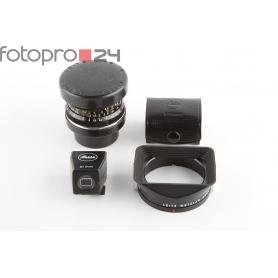 Leica Super-Angulon-M 3,4/21+Sucher (209091)