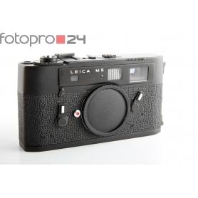 Leica M5 Black (209467)