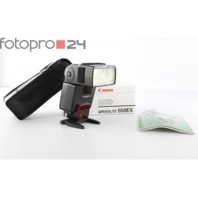 Canon Speedlite 550EX (209747)