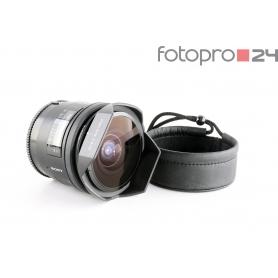 Sony AF 2,8/16 Fisheye (212155)