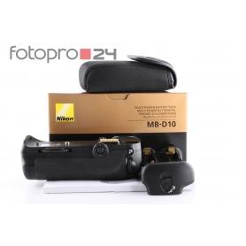 Nikon Hochformatgriff MB-D10 D300/D700 (214449)