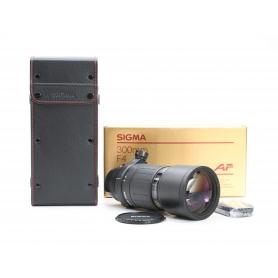 Sigma EX 4,0/300 APO Tele Macro AF C/EF (221131)