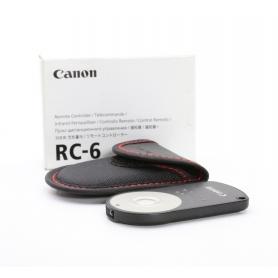 Canon IR-Fernauslöser RC-6 (221195)