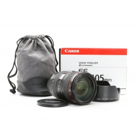 Canon EF 4,0/24-105 L IS USM (209384)