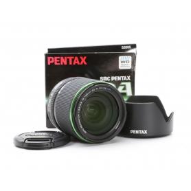 Pentax SMC-DA 3,5-5,6/18-135 ED AL WR (219210)