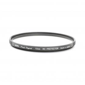 Hoya UV-Filter 72 mm Pro1 Digital MC Protector E-72 (220179)