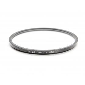 B+W UV-Filter Slim 010 MRC E-72 (220217)