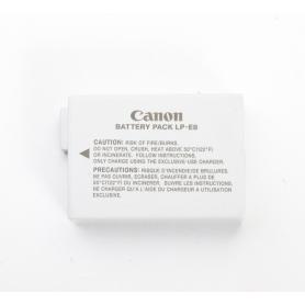 Canon NI-MH Akku LP-E8 (221124)