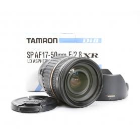 Tamron SP 2,8/17-50 LD IF DI II PK/AF (221520)