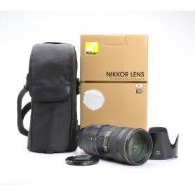 Nikon AF-S 2,8/70-200 G IF ED VR II (221531)