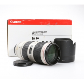 Canon EF 2,8/70-200 L IS USM II (221500)