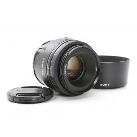Sony AF 2,8/85 SAM (221585)
