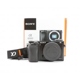 Sony Alpha 6000 (221611)