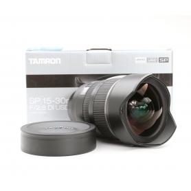 Tamron SP 2,8/15-30 DI USD VC für Sony (221621)