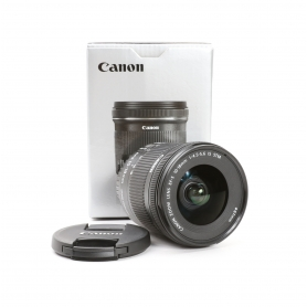 Canon EF-S 4,5-5,6/10-18 IS STM (221627)