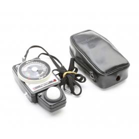 Minolta Auto Meter Professional Belichtungsmesser (221354)