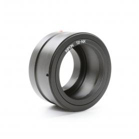 Kipon Objektivadapter T2-NX (T2 Objektiv auf Samsung NX Kamera) (221614)