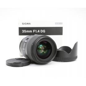 Sigma DG 35mm F/1.4 HSM für Sony (208067)