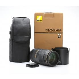 Nikon AF-S 4,5-5,6/80-400 G VR (220918)