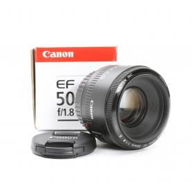 Canon EF 50mm F/1.8 II (221028)