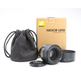 Nikon AF-S 50mm F/1.8 G (221640)