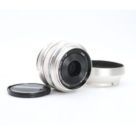 Olympus M.Zuiko Digital 17mm F/1.8 Silver (221644)