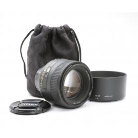 Nikon AF-S 1,8/85 G (221660)