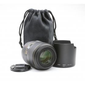 Nikon AF-S 2,8/105 Makro G IF ED VR (221661)