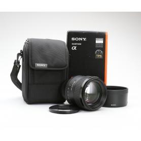 Sony FE 1,4/85 G GM Master SEL85F14GM (221667)