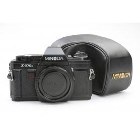 Minolta X-370s (221733)