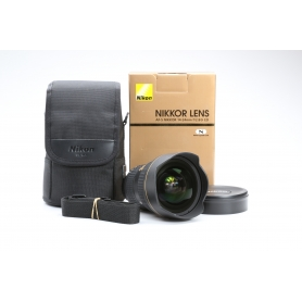 Nikon AF-S 2,8/14-24 G ED (221811)
