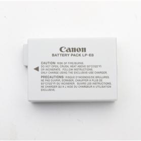 Canon NI-MH Akku LP-E8 (221918)