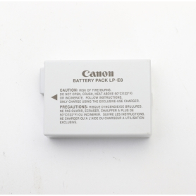 Canon NI-MH Akku LP-E8 (221919)