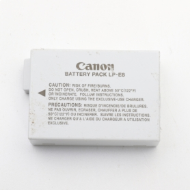 Canon NI-MH Akku LP-E8 (221921)