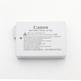 Canon NI-MH Akku LP-E8 (221924)