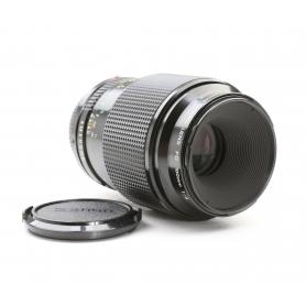 Canon FD 4,0/100 Macro Lens (220714)