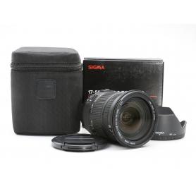 Sigma EX 2,8/17-50 DC IF HSM OS C/EF (204191)