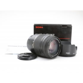 Sigma EX 3,5-6,3/18-250 DC OS HSM Makro C/EF (222076)