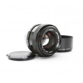 Canon FD 1,2/55 S.S.C. Aspherical (207007)