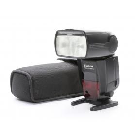 Canon Speedlite 580EX II (221473)