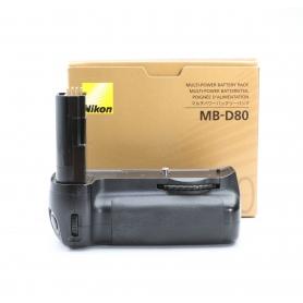 Nikon Batterie-Handgriff MB-D80 (222030)